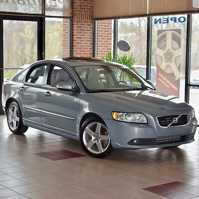 2008 Volvo S40 2.4i Sedan 4-Door 2008 Volvo S40 2.4i Sedan 4-Door 2.4L CHAMELEON BLUE Select Package 50 PICS