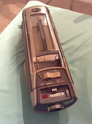 Vintage Electrolux Silverado Deluxe Canister Vacuum Cleaner 1505