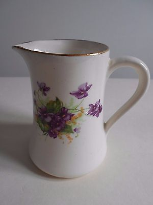 Thomas Forester & Sons Jug 1940S Violets