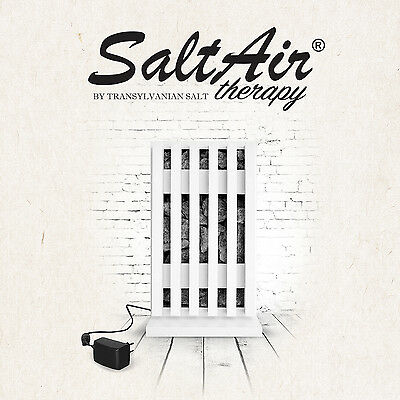 SaltAir mini Salt Therapy for Asthma COPD Bronchitis Hayfever Allergy Snoring