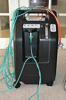 Devilbiss 525 5 Litre Floor Unit Oxygen Concentrator