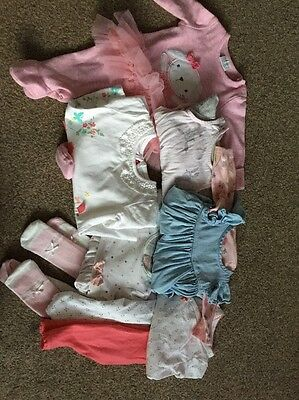 Baby Girl Bundle Newborn Up To 1 Month