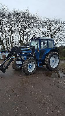 ford4610 tractor