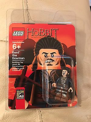Lego Sdcc Comic Con 2014 Exclusive Bard The Bowman New