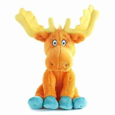 NEW Kohl's Cares Dr. Seuss THIDWICK THE BIG-HEARTED MOOSE stuffed plush toy