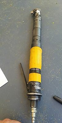 "Atlas Copco Angle Pneumatic Nutrunner 3/8"" Drive Air Tool"