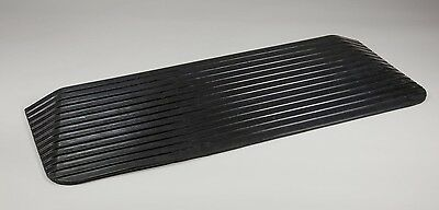 Rubber Threshold Ramp 25mm, Wheelchair, Disability Access, Home, Door Wedge