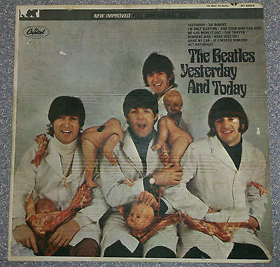 The Beatles ~ Butcher Cover ~ STEREO - 3rd State ~ VERY NICE!!!