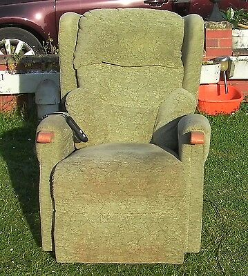 Mobility Rise & Recline Electric Chair