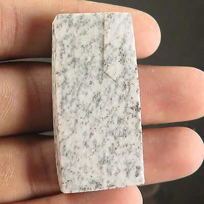 RAW SPECIMEN  ROUGH SLAB 75.80 Cts Natural K2 Big Gemstone 43x20 mm For Jewelry