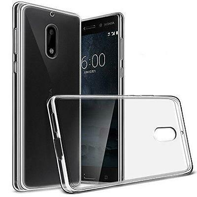 Shockproof Air Cushion Clear Slim Silicone TPU Case Cover Bumper For Nokia Phone
