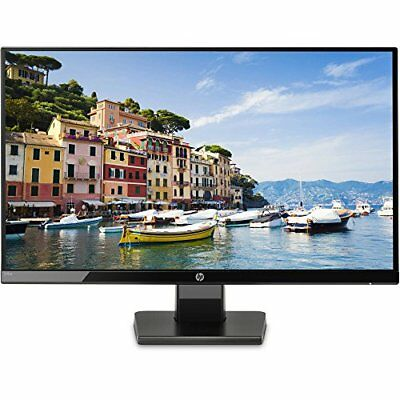 "HP HSTND-9531-A 23.8"" LCD Widescreen Monitor 24W Black"