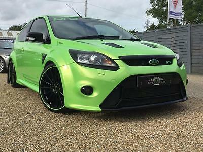 2009 09 Ford Focus 2.5 Rs 3D 408 Bhp