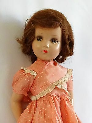 "GORGEOUS Vintage Early 1930's ""NANCY"" 20"" Composition Doll by Arranbee"