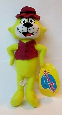 "TOP CAT 10"" PLUSH DOLL, Hanna Barbera, Toy Factory"