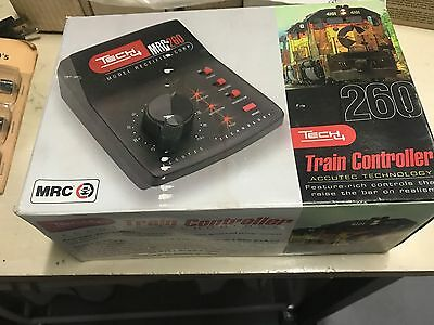 Train Controller Mrc Tech4 260 Power Pack