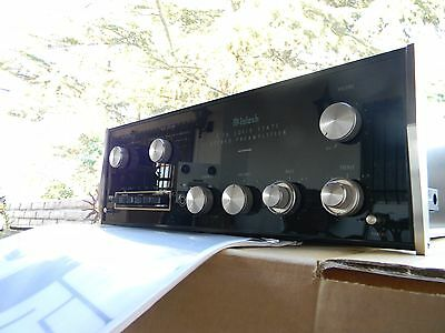 MCINTOSH C 26 Vintage Stereo  preamplifier one owner