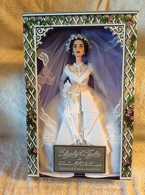 Mattel Barbie ELIZABETH TAYLOR IN THE FATHER OF THE BRIDE NRFB 2000