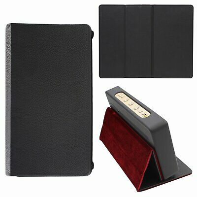 Genuine Leather Case Skin Cover Stand for Marshall Stockwell Bluetooth Speaker