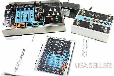 Electro-Harmonix 45000 Looper with Foot Pedal INCLUDED:)