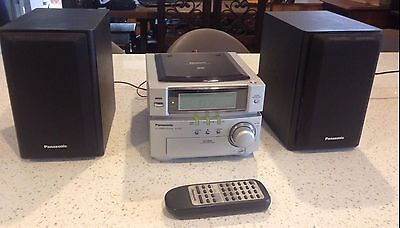 Panasonic SA-PM01 CD Stereo System