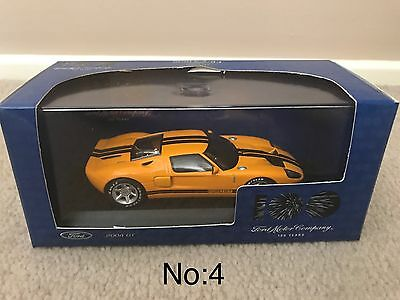 Ford 2004 Gt 1:43