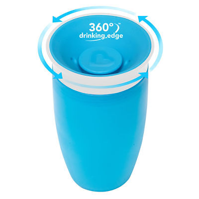 Munchkin 10oz Miracle 360 Degree Bay Kids Sippy Cup Munchkin