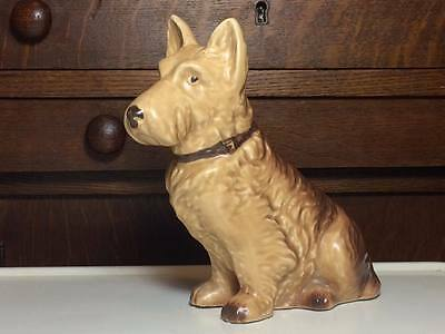 Vintage Sylvac ceramic terrier # 1206 made in England