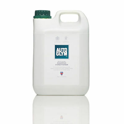Autoglym Bodywork Shampoo Conditioner 2.5 L Litre - 2500ml car wash polish valet