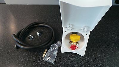Truma Caravan/motorhome Bbq/barbecue Gas Point Outlet Trade Kit Pipe Clips Etc
