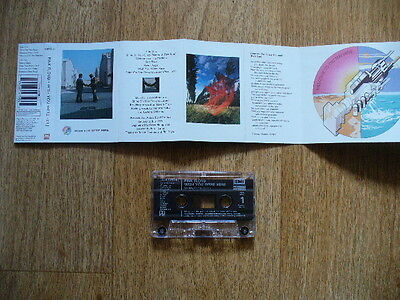 Pink Floyd - Wish You Were Here (Remastered) EMI Cassette 1992 (Made In UK) VGC