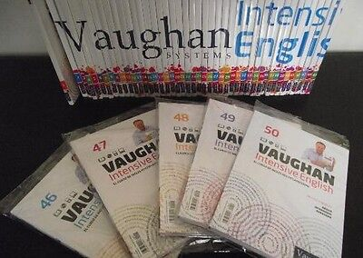 ★ VAUGHAN INTENSIVE ENGLISH - LIBROS & CDs - El curso de inglés multiplataforma