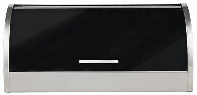 Russell Hobbs Roll Top Bread Bin - Black. From the Official Argos Shop on ebay