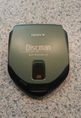 Sony D-171 Discman portable cd player