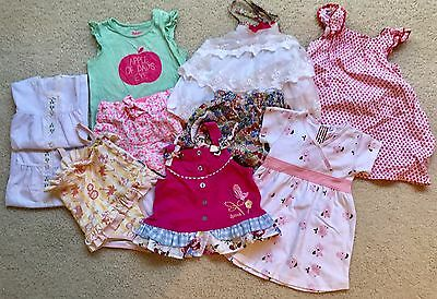 Girls Bulk Lot - Size 1 - 2; Target, Cotton On, Sprout & Mambo