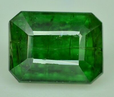 1.65 ct GREEN AFGHANISTAN TOURMALINE GEM STONE