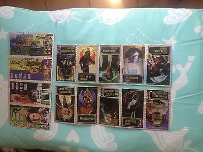 14 x Star Wars Valentine's Day Cards 1997 Lucasfilms Rare unused February 14th