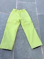 Mens Parallel Technical Ski Trousers Size Large