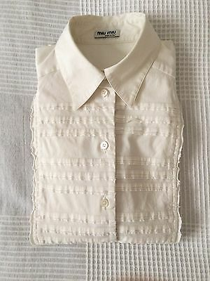 Camicia vintage Miu Miu vintage shirt taglia 40 IT  8 UK