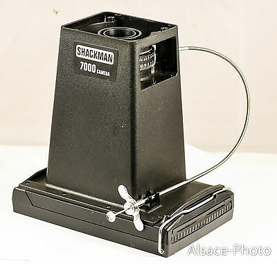 Polaroid shackmann 7000 camera