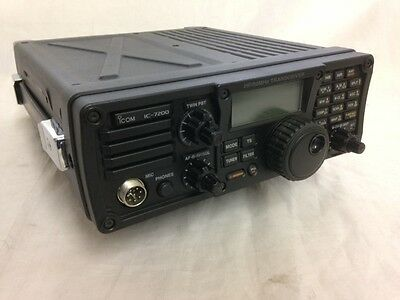 Icom IC-7200 Supplied By LAMCO Of Barnsley South Yorkshire