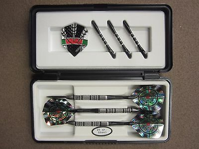Sharp Shooter 26g Steel Tip Darts 80% Tungsten 18126 w/ FREE Shipping