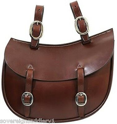 Toowoomba Saddlery Tanami Tack Q1 Oval Saddle Bag