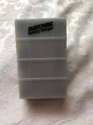 battery charger Rayovac