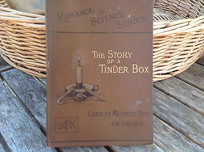 The story of A Tinder Box