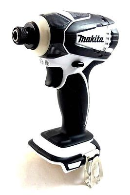 Makita XTD04Z White LXT18V Lithium-Ion Cordless Impact Driver Limited Edition