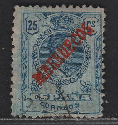 Spanish Morocco 32 FN Crease