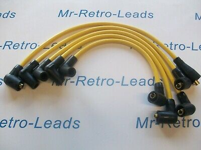 7Mm Bumblebee Ignition Leads Mgb Ignition Leads 1974 > 1981 Wc200 & Lucas Boots