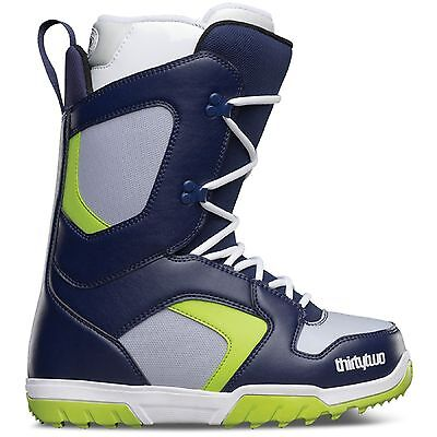 New 2017 Thirtytwo Exit Snowboard Boots Blue Green Size 12