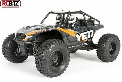 Axial Yeti Jr 1/18th Scale Electric 4WD RTR AX90054 Rock Racer Basher rc